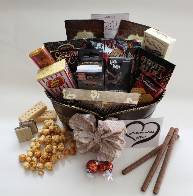 Harry Potter Gift Baskets