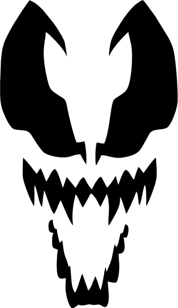 Spider Man Venom Decal