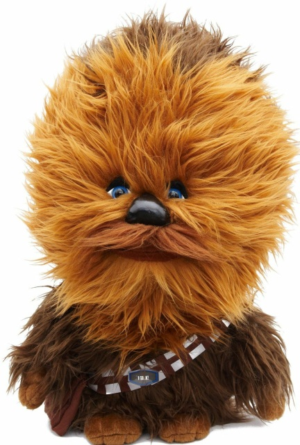 Star Wars Plush Stuffed Talking 9 Quot Chewbacca